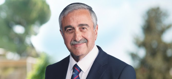Cumhurbaşkanı Akıncı 72 yaşında