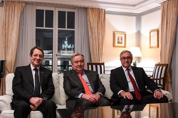"""Kıbrıs konusunda 2019... Başarısızlık yılı oldu... """"Referans şartları"""" oluşturulamadı!"""