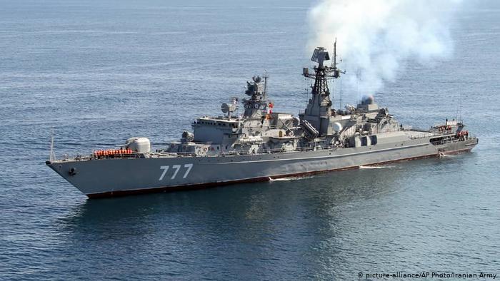 İran, Çin ve Rusya'dan ortak deniz tatbikatı