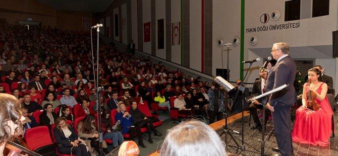 CSO Yeniyıl konseri dün akşam yapıldı