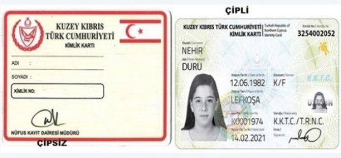 Nüfus Kayıt Dairesi Müdürlüğü'nden çipli kimlik kartlarıyla ilgili açıklama