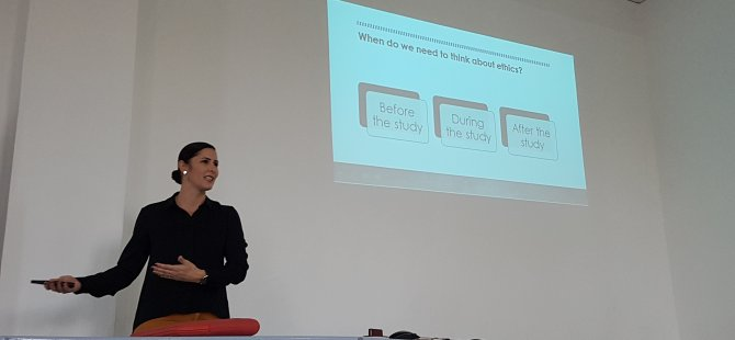 Eğitim Bilimlerinde Etik Değerler ve Cinsiyet Rolleri konulu seminerler ilgi gördü
