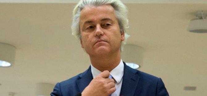 Hollandalı sağcı politikacıdan Muhammed Peygamber karikatürü yarışması