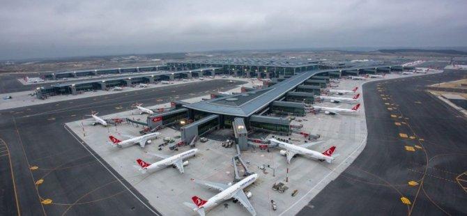 Dünyanın en iyi havaalanı olacaktı: İstanbul Havalimanı'nda rüzgar iniş ve kalkışlara izin vermiyor