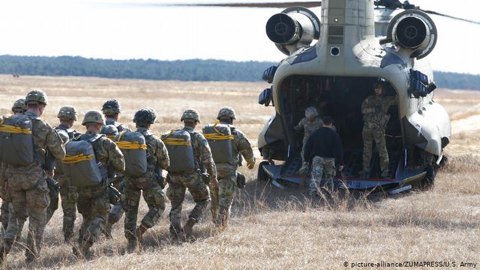 ABD Ortadoğu'ya asker gönderiyor