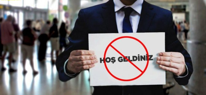 Havalimanı'nda pankartla yolcu karşılamaya ceza kesilecek
