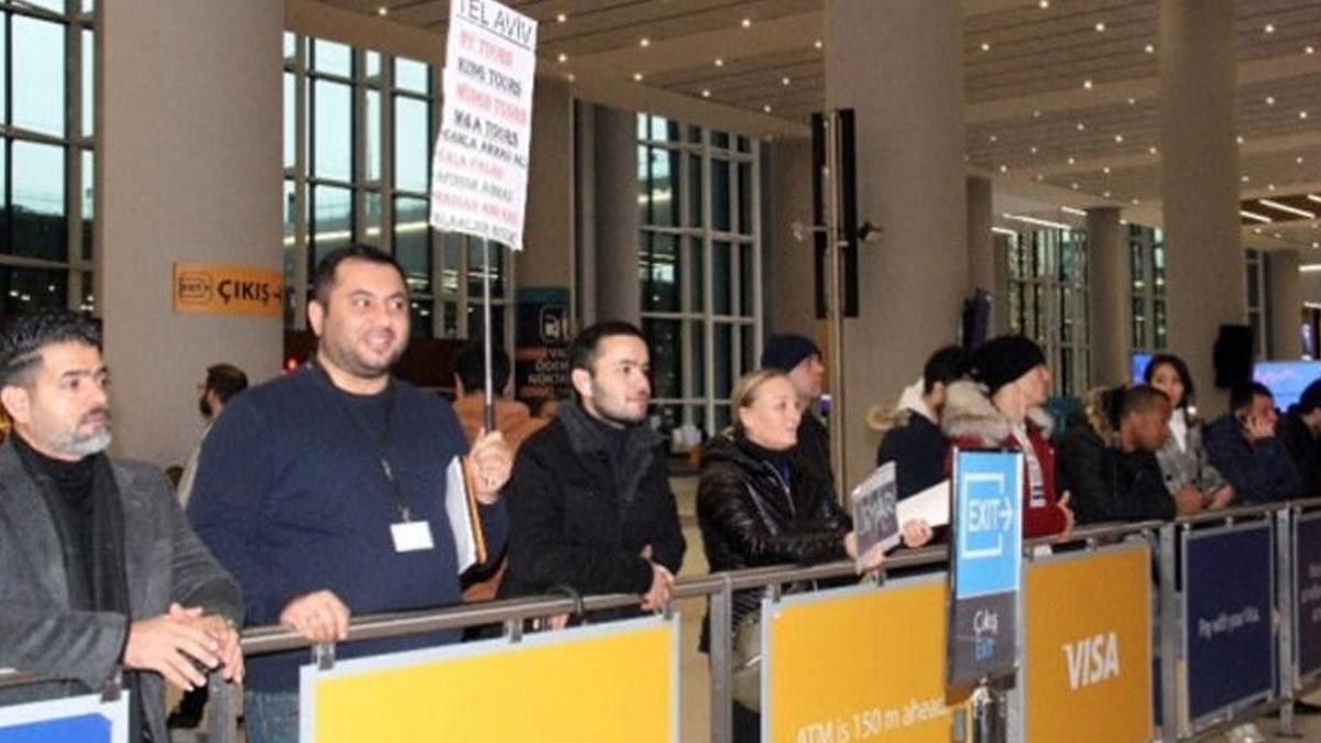 İstanbul Havalimanı'nda yolcu karşılamak artık ücretli