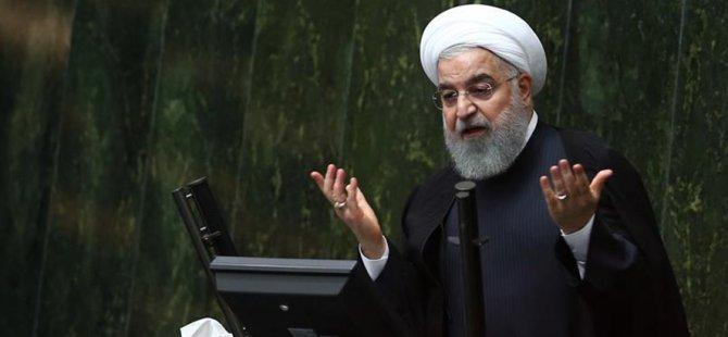 Kasım Süleymani'nin öldürülmesiyle ilgili Ruhani'den ilk açıklama