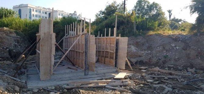 Girne Belediyesi su taşkınlarıyla ilgili mücadeleye devam edildiğini bildirdi