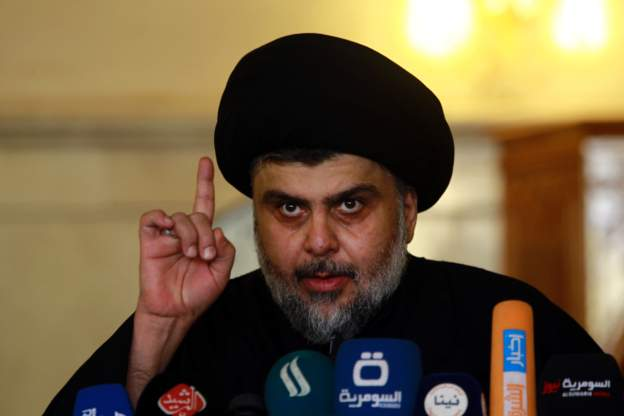 Iraklı Şii lider Mukteda el Sadr, 2008'de dağıtılan Mehdi Ordusu'nu yeniden faaliyete geçiriyor
