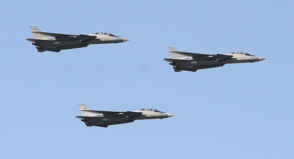 Süleymani'nin intikamını alma sözü veren İran, savaş uçaklarını sınıra sevk etti