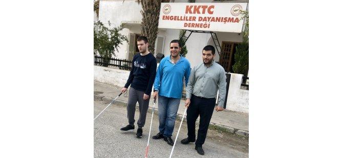 7 - 14 Ocak Beyaz Baston Görme Engelliler Haftası