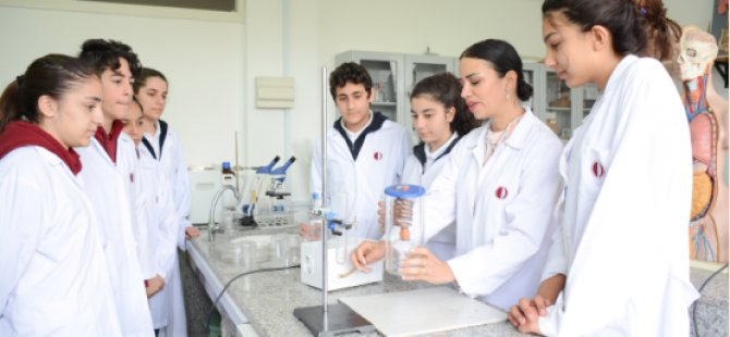 Yakın Doğu Koleji dünya çapındaki Uluslararası Cambridge okullarından biri oldu
