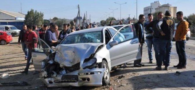 Son bir haftada trafikteki bilanço: 25 yaralı
