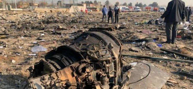 İran, düşen yolcu uçağının kara kutusunu ABD ve Boeing'e vermeyecek