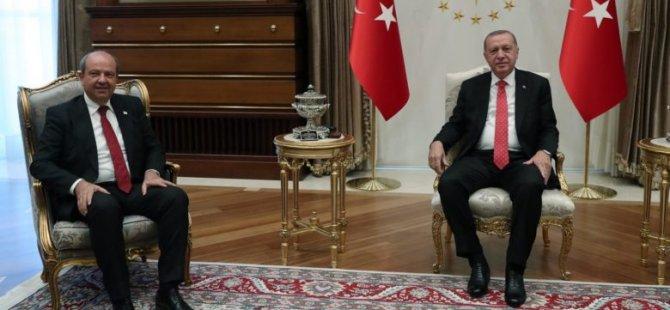 Başbakanlık'tan yapılan açıklamaya göre Erdoğan'la görüşmeye Tatar gidiyor