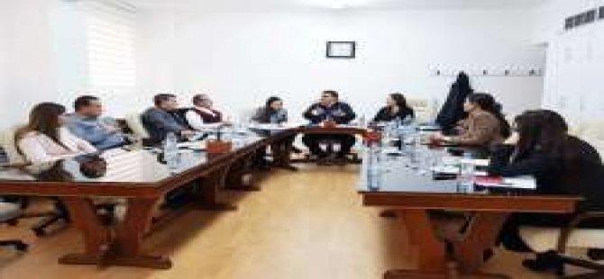 Tarihi geçmiş ilaçların imha edilmesiyle ilgili Meclis Araştırma Komitesi  toplandı.