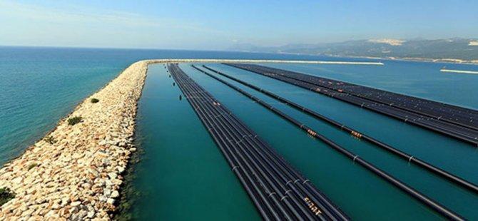"""Tarım ve Doğal Kaynaklar Bakanlığı: """"Su tüketimi konusunda endişe edilecek bir durum yok"""""""