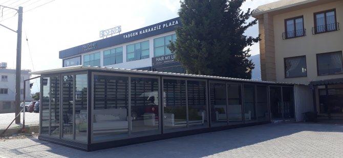 Girne'de 17 izinsiz yapı ortadan kaldırıldı