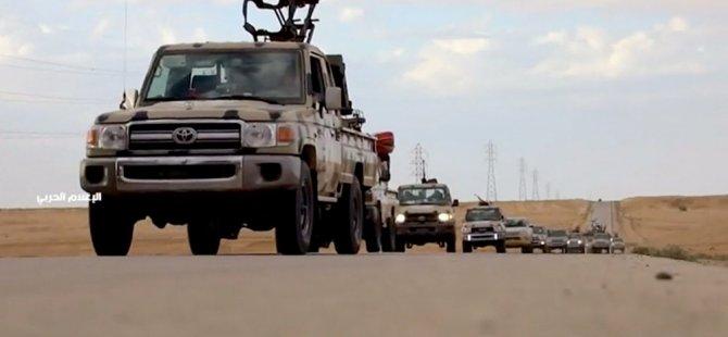 Libya Ulusal Ordusu, Libya'nın iki limanını gemilere kapattı