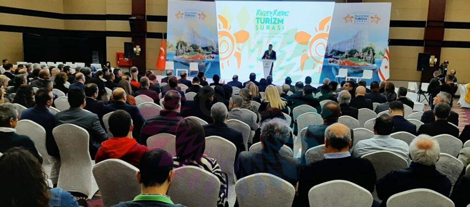 Kuzey Kıbrıs Turizm Şurası başladı
