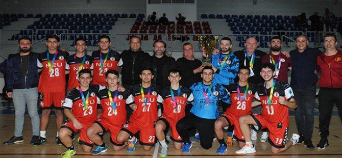 Hentbol U20'de Şampiyon YDÜ..!