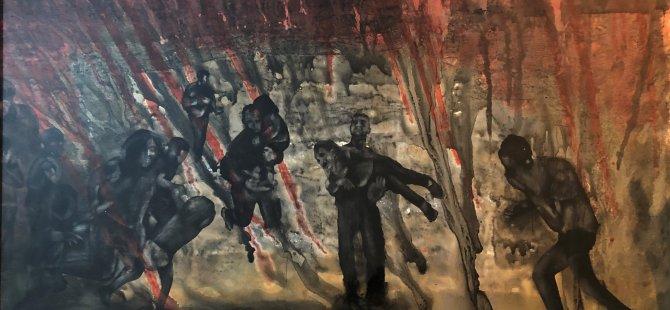 Derviş Eroğlu Kıbrıs Modern Sanat Müzesi için hazırlanan sergilerin açılışını yapacak