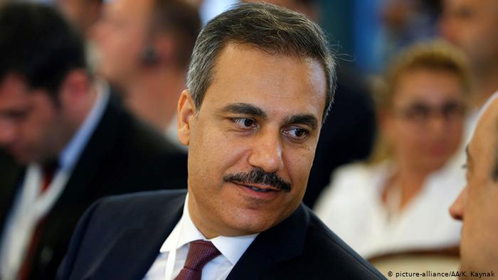 Hakan Fidan Rusya'da Suriye istihbarat şefiyle görüştü