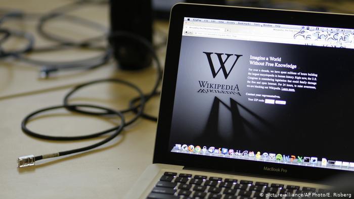 Wikipedia için bekleyiş başladı
