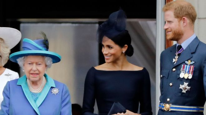 Kraliçe 2. Elizabeth'in Prens Harry açıklaması İngiliz basınında: 'Alışılmadık düzeyde kişisel bir mesaj'