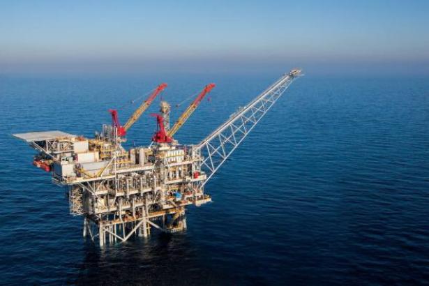 İsrail Mısır'a doğalgaz ihraç etmeye başladı