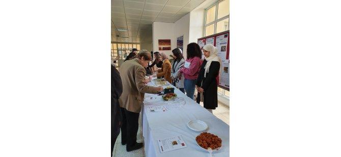 """DAÜ Beslenme ve Diyetetik Bölümü  """"2. Kültürlerarası Yemek Festivali"""" gerçekleştirdi"""