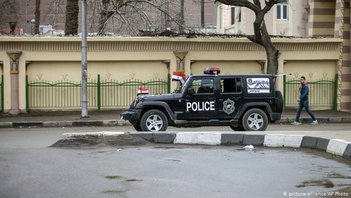 Mısır'dan AA baskınıyla ilgili açıklama