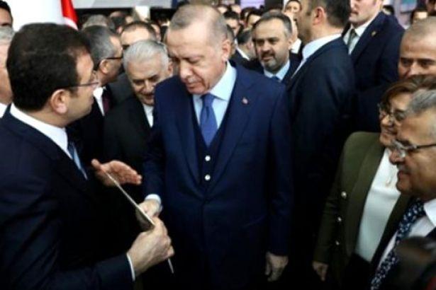 İmamoğlu'nun mektubu Erdoğan'ı ikna etmemiş: Çok yakında kanala başlıyoruz