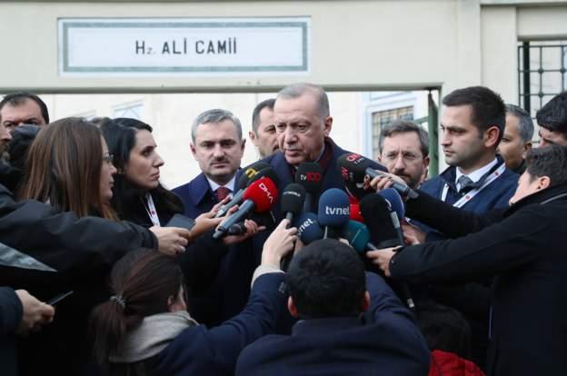 """Erdoğan, İmamoğlu'nun açıklamalarına yanıt verdi: """"Kanal İstanbul bu şahsın konusu değil, bizim konumuz"""""""