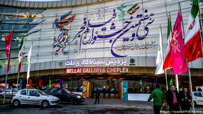 İranlı sanatçılardan boykot resti