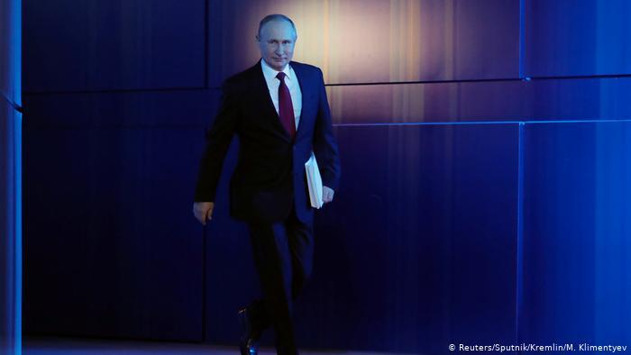 Putin de Libya Konferansı'na katılıyor