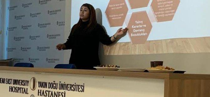 """Özay Günsel Çocuk Üniversitesi Velilere Yönelik """"Ergenlik Dönemi"""" Semineri Düzenlendi…"""