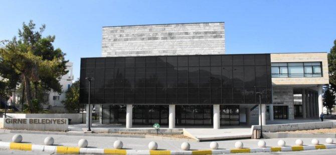Girne Belediyesi yeni hizmet binası faaliyete başladı