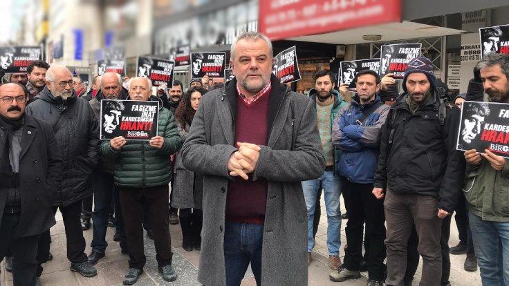 Hrant Dink Ankara'da anıldı