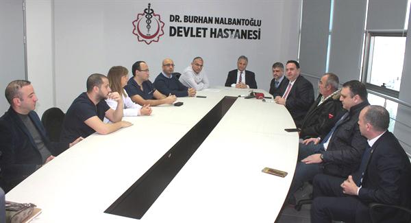 """Dr. Burhan Nalbantoğlu'nda bir kalp, iki de böbrek nakli yapıldı: """"Hastaların genel durumu iyi"""""""