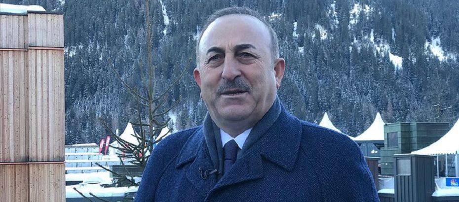 Çavuşoğlu: Doğu Akdeniz'de sahada da masada da varız