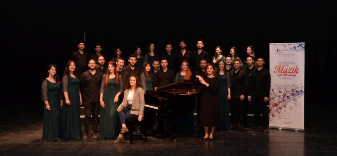 Yakın Doğu Üniversitesi Müzik Öğretmenliği Ana Bilim Dalı 2019-2020 Bahar Yarıyılı için Lisans, Yüksek Lisans ve Doktora başvuruları başladı.