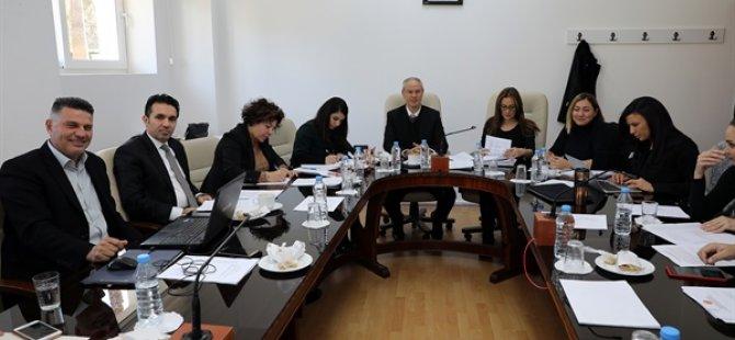 Meclis Hukuk, Siyasi İşler Ve Dışilişkiler Komitesi Bugün Toplandı