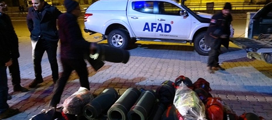 Elazığ Depremi... AFAD: Ölü sayısı 20'ye ulaştı
