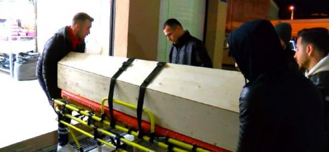 İstanbul'da cenazeler karıştı