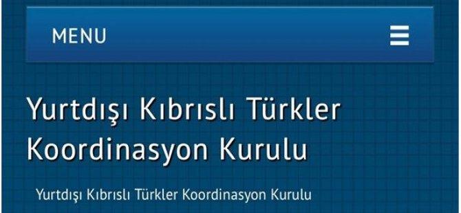 Yurtdışı Kıbrıslı Türkler Koordinasyon Kurulu Oluşturuldu
