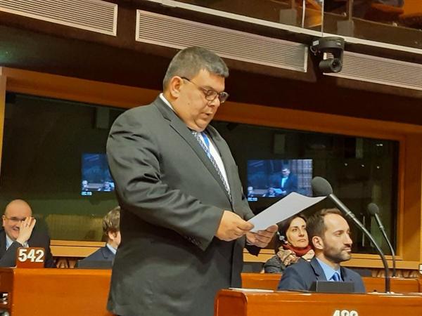 AKPA Genel Kurulu'nda rapor sunumunu takip ettiler