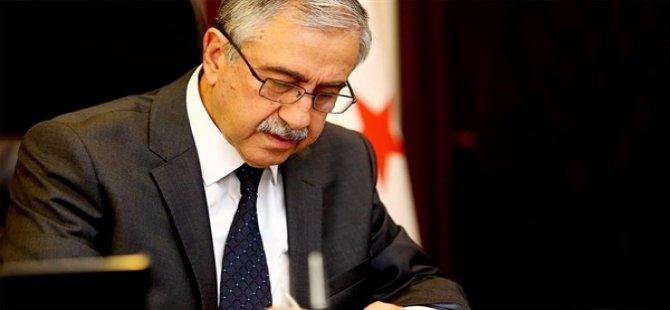 Cumhurbaşkanı Akıncı, Rum liderle coronavirüsle mücadeleyi görüştü...Ortak komite pazartesi toplanıyor