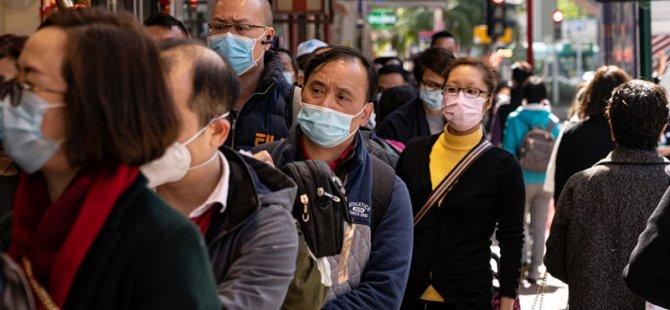 Kalp krizi geçiren Çinliye Koronavirüs korkusuyla kimse dokunmadı